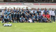 Pablo Aguilar y otros futbolista de Cruz Azul serán jueces de MasterChef