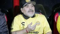 Maradona no comprende a los argentinos que jugarían con el Tricolor