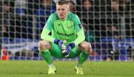 El portero de la Selección de Inglaterra se agarró a golpes