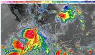 """Prevén que mañana """"Lorena"""" toque BCS como huracán categoría 1"""