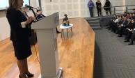 Corrupción afecta a derechos humanos, expone la ministra Yasmín Esquivel