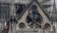Macron fija 5 años para reconstrucción de Notre Dame; experto afirma más de una década