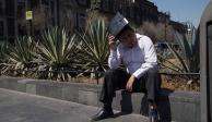 Prevalecerán altas temperaturas en la Ciudad de México