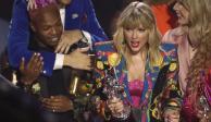 Con himno gay, Taylor Swift se alza con el premio a Mejor Video del Año