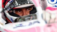 Checo Pérez largará en el lugar 16, en GP de Singapur, tras una sanción