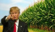 Trump ve posible acuerdo arancelario si México hace compras agrícolas a EU