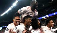 Man. United elimina al PSG de Champions gracias al gol de visitante