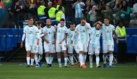 UEFA niega que haya invitado a Argentina a jugar Nations League