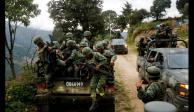 Emboscada a militares en sierra de Guerrero deja tres soldados muertos