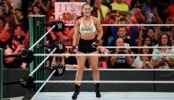 Ronda Rousey asegura que la lucha libre está arreglada
