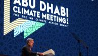 Exhorta ONU a una acción inmediata contra cambio climático