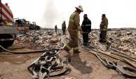 Fuera de control; incendios en Veracruz y Tonalá activan alertas
