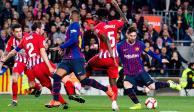 Barcelona vence 2-0 al Atlético y se acerca a su título 26 en LaLiga