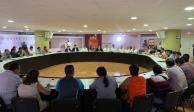 Gobierno y CNTE instalan mesa de diálogo en Chiapas