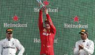Charles Leclerc gana el primer GP de Italia para Ferarri en 9 años