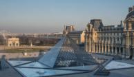 Recibe el museo de Louvre 15 obras rescatadas de Notre Dame