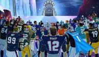 Hasta en redes sociales las franquicias de la NFL son un espectáculo