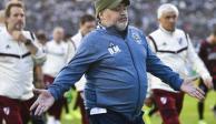 Diego Maradona renuncia como DT de Gimnasia La Plata
