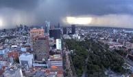 Nublados, lluvias y viento, lo que se espera para este sábado en el Valle de México