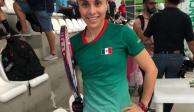 Paola Longoria logra su título 96 tras ganar la Batalla del Álamo