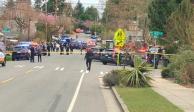 Tiroteo en zona residencial de Seattle deja 4 muertos y dos heridos