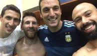 ¡Aguas! Atropellan al técnico de la Selección de Argentina