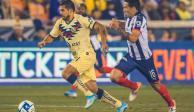 Monterrey vence 2-1 al América en amistoso (VIDEO)