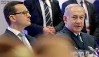 Crece tensión entre Israel y Polonia por polémica sobre el Holocausto