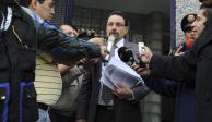 Con amparo, defensa de Robles busca no entregar acta de entrega-recepción