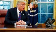 Trump afirma que podría ganar la guerra en Afganistán en una semana
