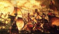 Arqueólogo mexicano busca pistas de barcos en los que tripuló Cortés