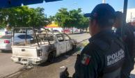 Encuentran cadáveres en Culiacán junto a camioneta clonada de Sedena