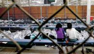 Trump priva de asistencia social a niños inmigrantes detenidos