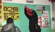 Suspenden cinco giros negros en El Molinito, Naucalpan