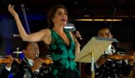 """Itatí Cantoral cantó """"La Guadalupana"""" cuando """"estaba en trance"""", dice"""