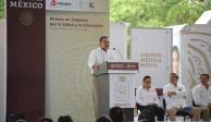 Pemex entrega Unidades Médicas Móviles para municipios petroleros de Tabasco