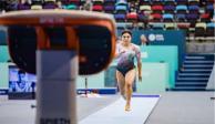 Mexicana Alexa Moreno finaliza sexta en Mundial de Gimnasia