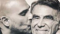 Héctor Suárez, con cáncer, cumplió con shows, resalta su hijo