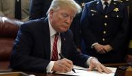 Trump anuncia nuevas sanciones contra Venezuela