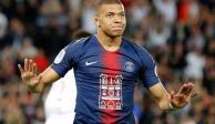Mbappé prefiere al Barcelona, por lo menos en el Play Station