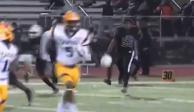 Tiroteo en pleno partido de futbol americano (VIDEO)
