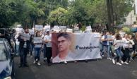 VIDEO: Universidad del Pedregal decreta luto tras muerte de Norberto Ronquillo