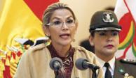Jeanine Áñez descarta candidatearse