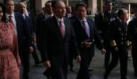 Se reúne Durazo con diputados de Morena, PVEM, PES y PT