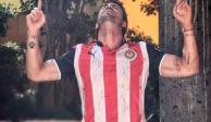 ¡BOMBAZO! Actor José Ron anuncia su llegada a Chivas