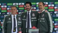 Presentan a Gerardo Martino como nuevo DT de la Selección Mexicana