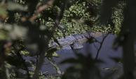 Encuentran 19 bolsas con cadáveres en canal de aguas negras