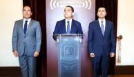 Nombra Aureoles a nuevo secretario de Seguridad Pública de Michoacán