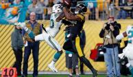 Steelers vence a Miami y llega a tres victorias