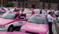 Buscan inhibir crimen con padrón de taxistas